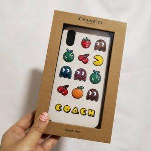 COACH x PAC-MAN 3D iPhone XR Case